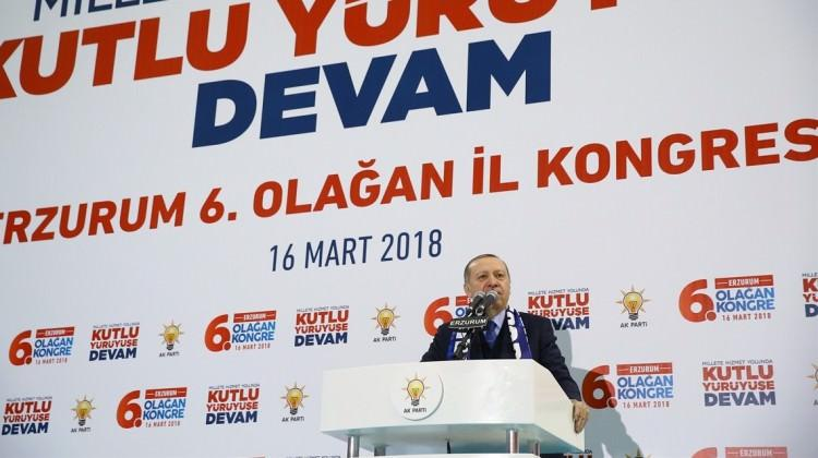 Erdoğan'dan flaş 'Münbiç' mesajı!