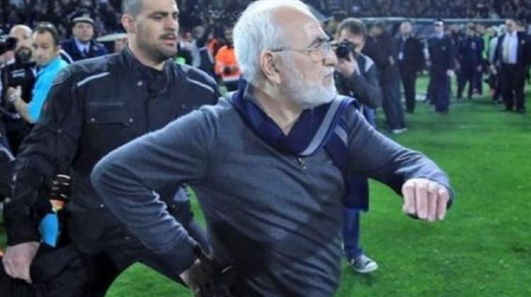 FIFA'dan Yunanistan'a 'Men' uyarsı