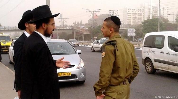 Askerlik tartışmaları İsrail'İ karıştırdı