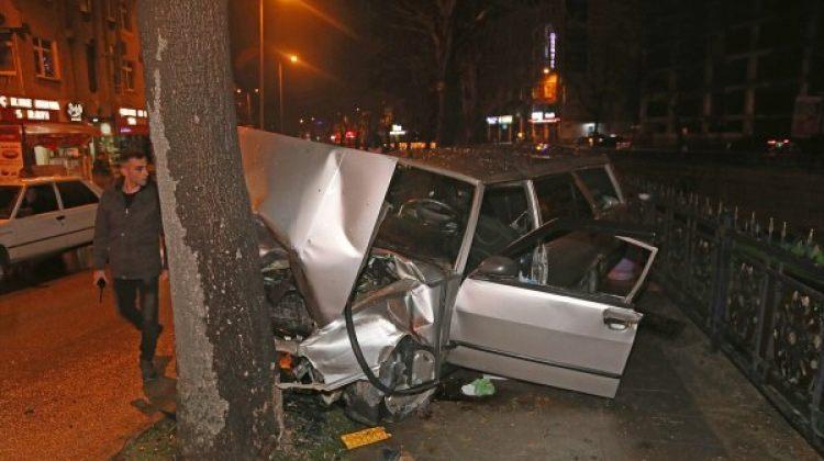 Kastamonu'da trafik kazası: 3 kişi yaralandı
