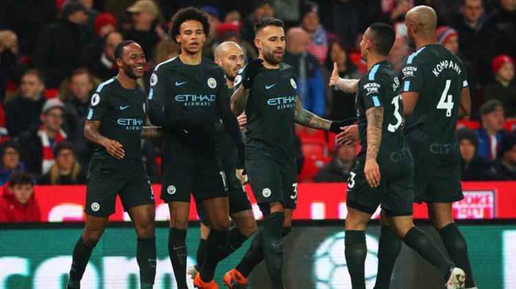 Manchester City, Badou Ndiaye'yi üzdü