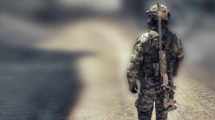 Bora-12 Afrin'de terörist avında
