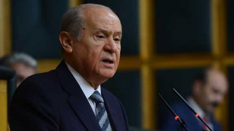 MHP Lideri Bahçeli A takımını yenileyecek
