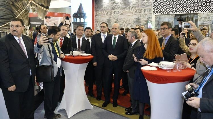 Moskova Turizm Fuarı 25'inci kez kapılarını açtı