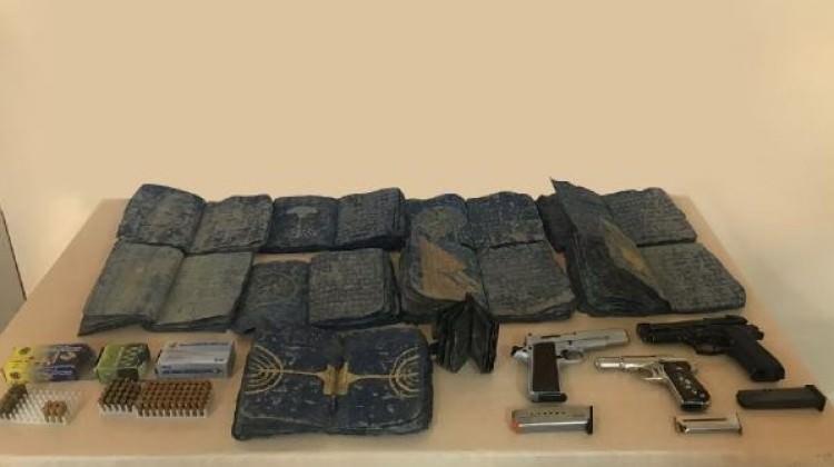 Roma döneminde yazılmış! Satmak isterken yakalandı