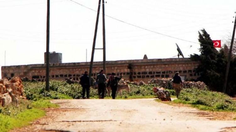 Afrin'de flaş gelişme! Kent merkezi kuşatıldı