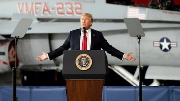Trump, Uzay Kuvvetleri'ni kuracak