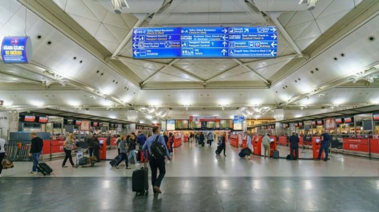 Türkiye havalimanlarının yükselişi sürüyor!