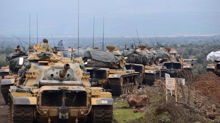 Türkiye'ye skandal talep: Afrin'den çekilin!