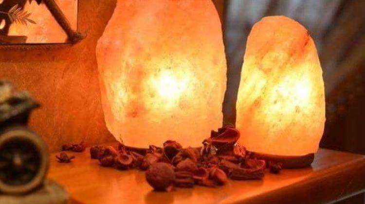 Tuz lambasının faydaları