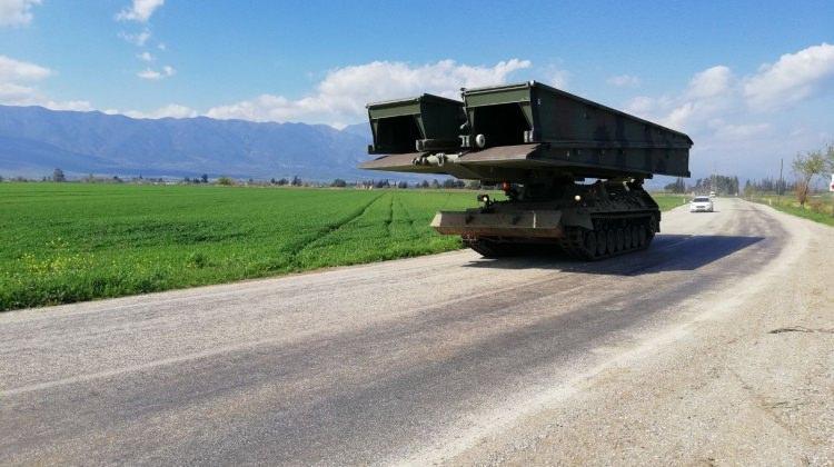 YPG'ye kötü haber! Onlar da Afrin'e gönderildi