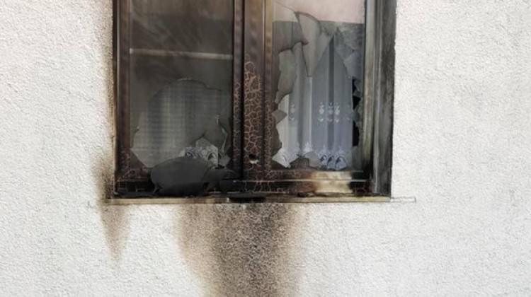 Almanya'da camiye molotoflu saldırı düzenlendi