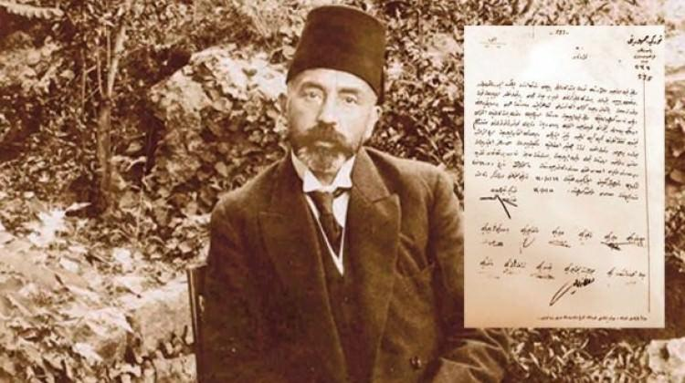 Atatürk de değiştirmek istemiş! Ortaya çıktı