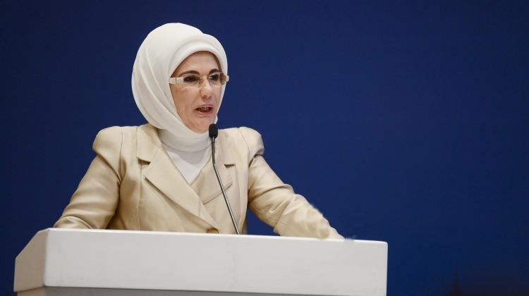 Emine Erdoğan:Bu konuda hukuki yaptırımlar artmalı