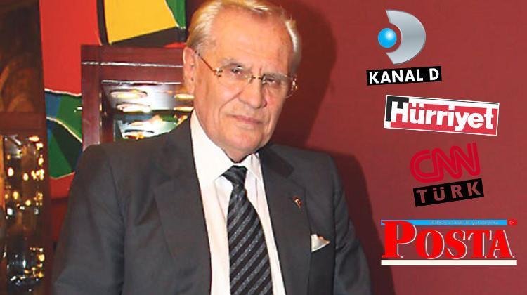 Erdoğan Demirören kimdir aslen nerelidir? Kanal D ve Hürriyet'in yeni patronu...