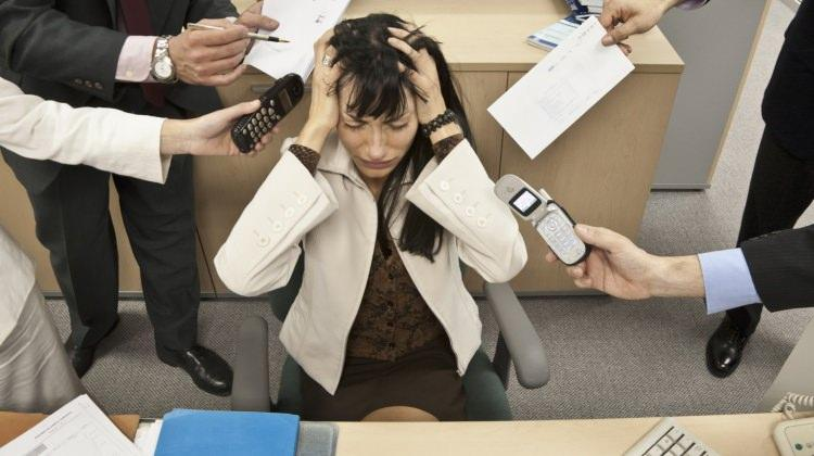 İş stresi nasıl azaltılır?