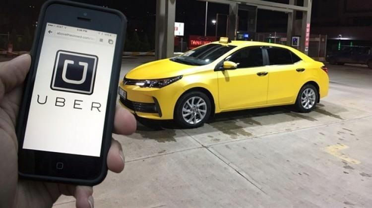 2 bin taksiciden UBER çıktı