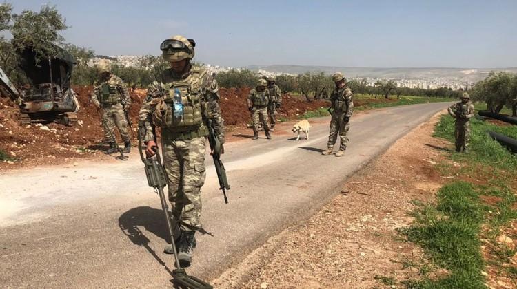 Afrin'de flaş gelişme: Harekat o bölgeye kayıyor!