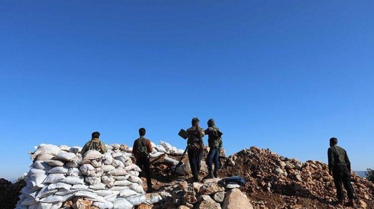 YPG'de Menbiç paniği! Oraya çekilecekler