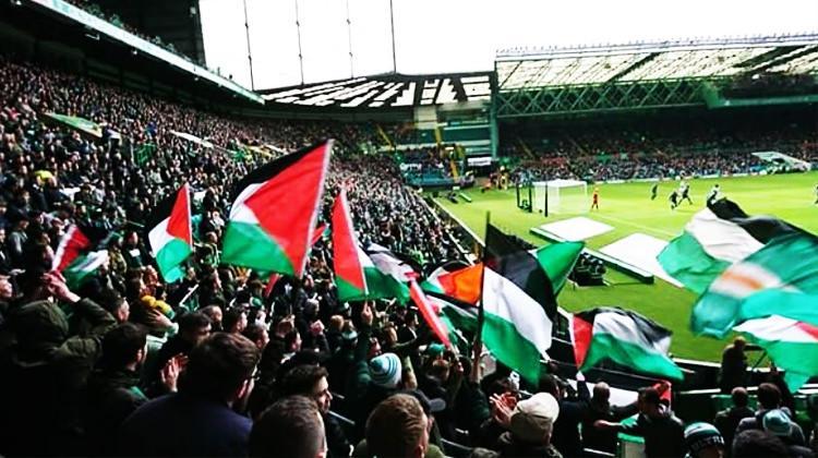 Ada'dan Filistin'e göz yaşartan destek!