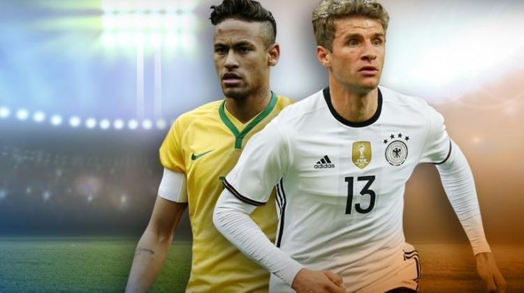 Almanya Brezilya maçı Ülke TV'de!