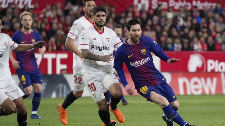 Barcelona 1 dakikada geri döndü