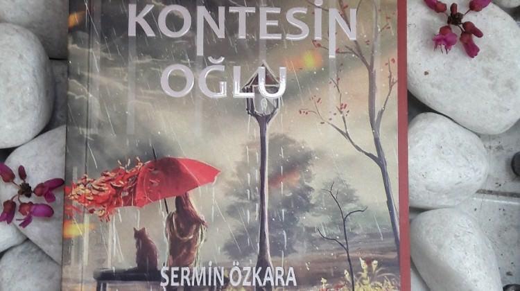 Özkara'nın 'Kontesin Oğlu' adlı kitabı yayımlandı