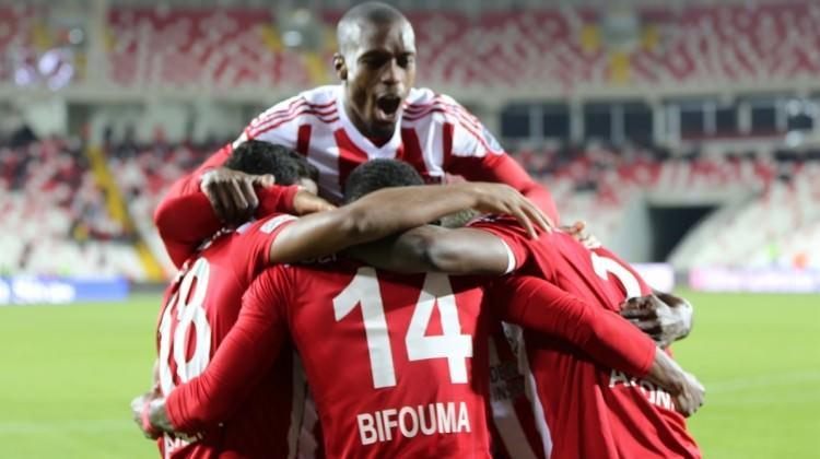 Sivasspor sürprize izin vermedi!