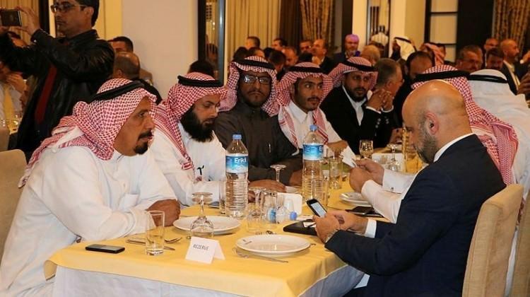 Araplar dev yatırım için Türkiye'ye geliyor