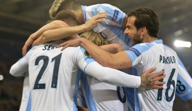 Roma'da gol yağdı! Avantaj Lazio'nun!