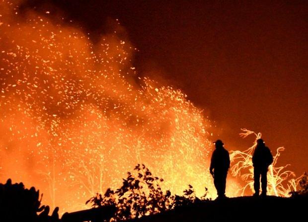 Rüyada Ateşte Yanmak