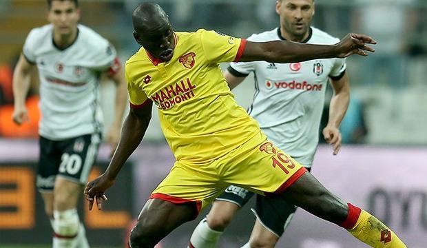 Maç sonunda Demba Ba'ya büyük tepki!