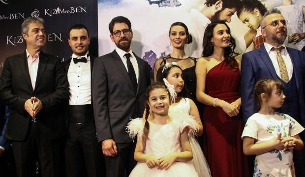 'Kızım ve Ben' filminin galası yapıldı
