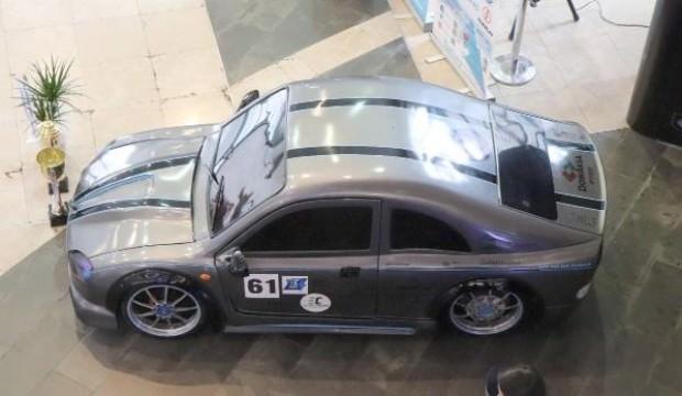 KTÜ'lü öğrenciler hibrit otomobil üretti