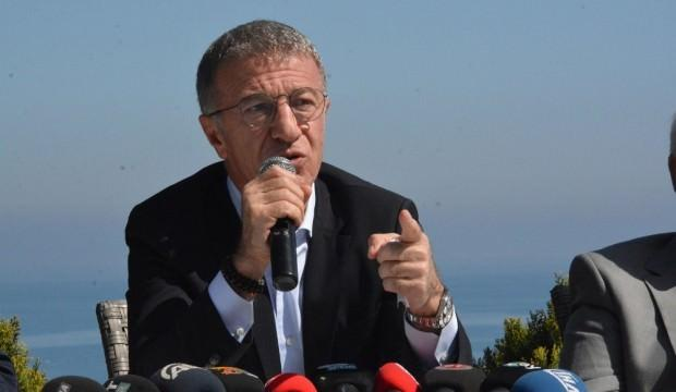 Ağaoğlu: Benim Trabzonspor'a borcum var