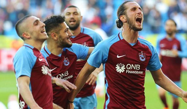 Trabzon evinde farka koştu!