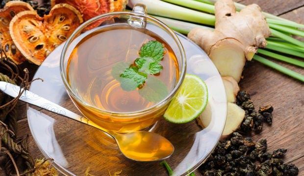 Hızlı yağ yaktıran bitki çayı
