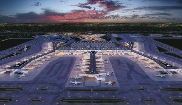 Yeni Havalimanı'nda rekor! 4 misli talep geldi