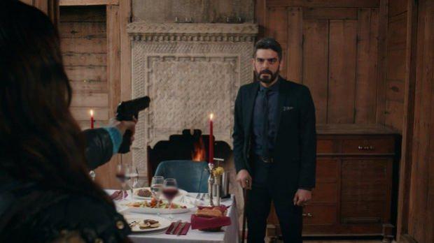 Sen Anlat Karadeniz 13.bölüm fragmanı: Nefes'ten Tahir'e yar olmaz...