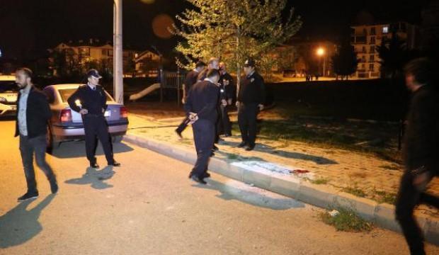 Aksaray'da silahlı kavga: 1 yaralı