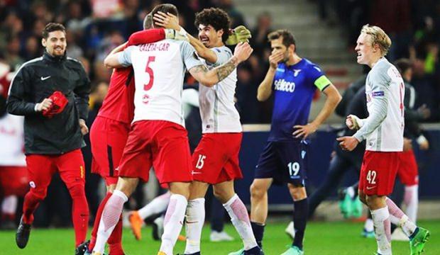 Avrupa Ligi'nde 4 dakikaya sığan geri dönüş!