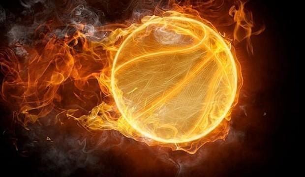 Basketbolda 9 maç oynandı, 1 takım küme düştü