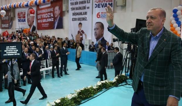 Erdoğan'dan ABD ve Avrupa'ya gönderme!