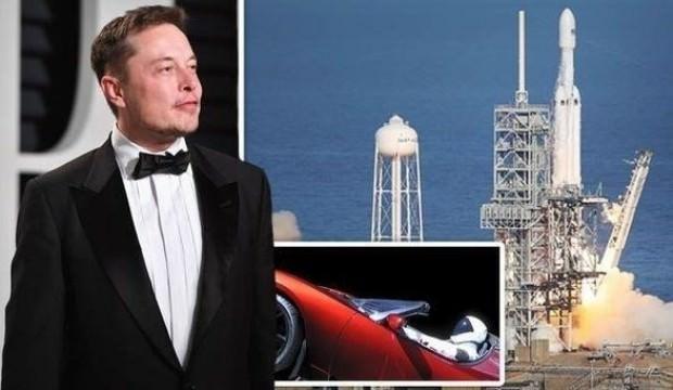 Dahi çocuk Elon Musk yeni hedefini açıkladı