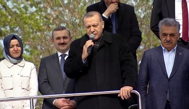 Erdoğan'dan jet talimat! Müteahhitlere vermeyin