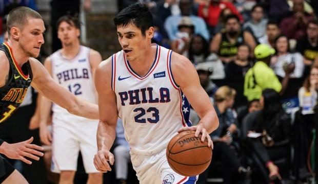 Ersan 26 sayıyla Philadelphia'yı uçurdu! Rekor...