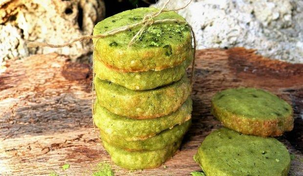 Matcha çaylı kurabiye nasıl yapılır?