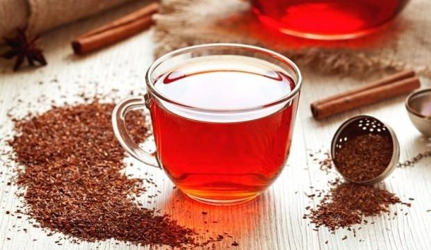 Hızlı kilo verdiren Roobios çayı