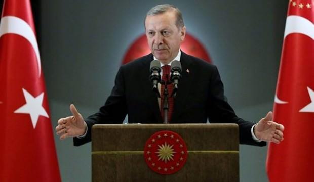 İşte Erdoğan'ın masasındaki son anket!