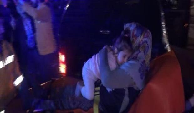 Sultanbeyli'de trafik kazası: 9 yaralı